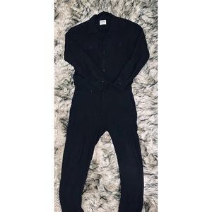 ROMPERJACK BLACK MENS ROMPER